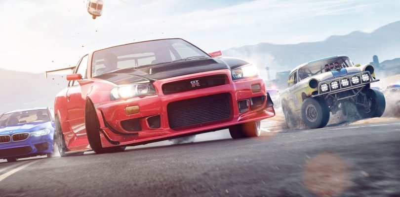Luister hier naar de Need for Speed Payback soundtrack