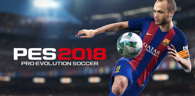 Pro Evolution Soccer 2018 Gamescom Preview