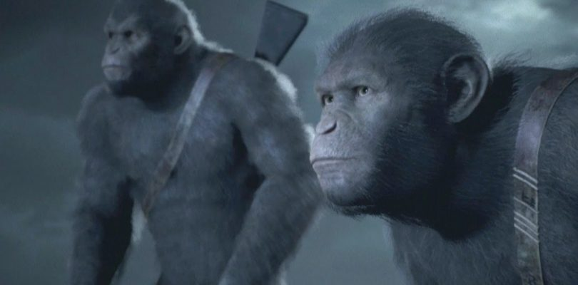 Planet of the Apes game gaat verschijnen