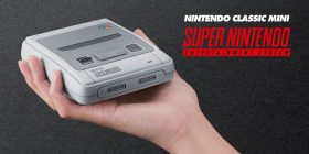 Super Nintendo Classic launch feature
