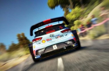 WRC 8 reveal trailer