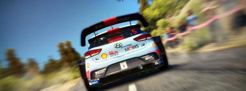 WRC 8 nu beschikbaar