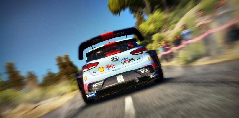 Koers naar Nieuw-Zeeland met WRC 9