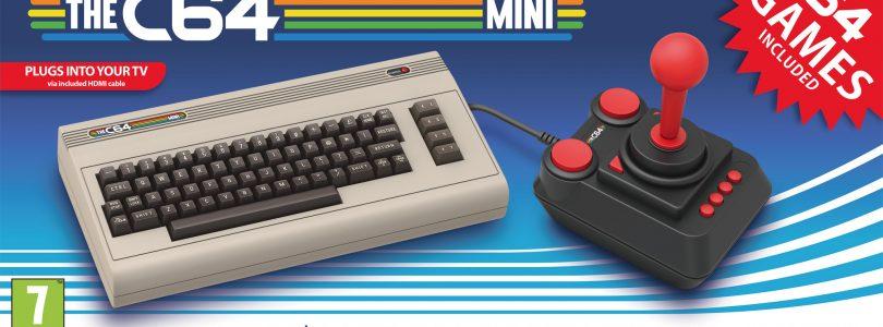 Commodore 64 keert terug in mini vorm
