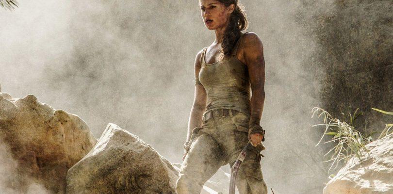Tomb Raider toont eerste trailer en achter de schermen