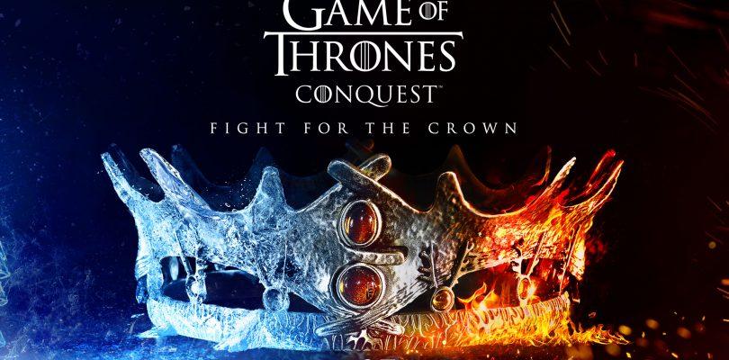 Teaser en datum voor Game of Thrones: Conquest