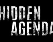 Hidden Agenda developer diary