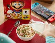 Nintendo brengt binnenkort Super Mario cornflakes uit