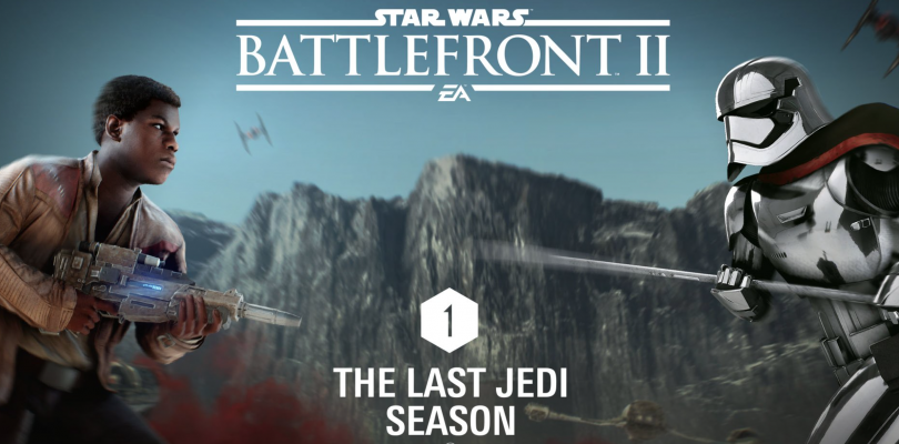 Star Wars Battlefront 2: The Last Jedi Season Review