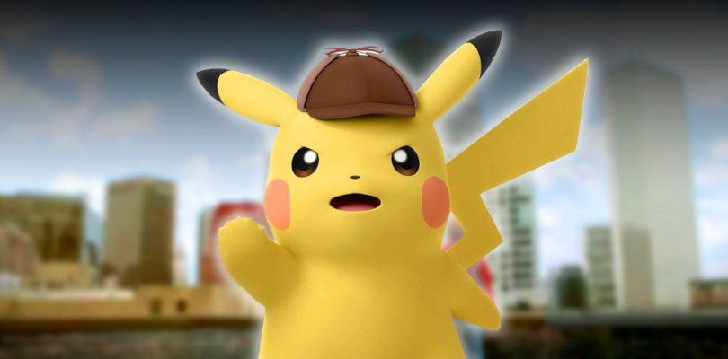 Detective Pikachu binnenkort beschikbaar voor Nintendo 3DS