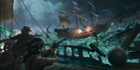 Gratis update Cursed Sails van Sea of Thieves introduceert skeletschepen op 31 juli
