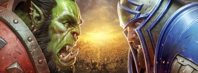 World of Warcraft: Battle for Azeroth komt voor 21 september