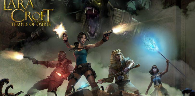 Ik speel nog steeds… Lara Croft and the Temple of Osiris!