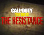 Call of Duty: WW2 The Resistance Review