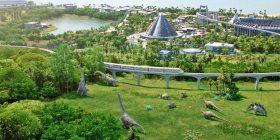 Jurassic World Evolution krijgt gratis DLC gebaseerd op Fallen Kingdom #E32018
