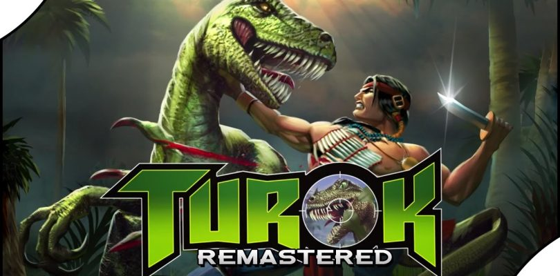 Turok 1 en 2 remasters deze week nog op Xbox One