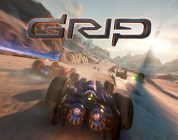 Futuristische combat racer Grip komt naar de Xbox One, PlayStation 4, Nintendo Switch en PC