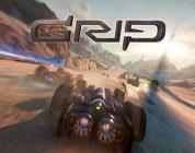 Razendsnelle actie in nieuwe trailer  voor combatracer Grip