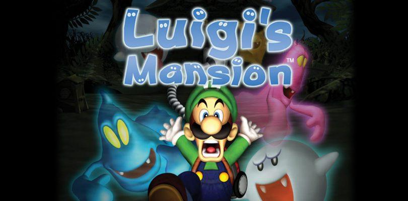 Luigi's Mansion komt naar 3DS