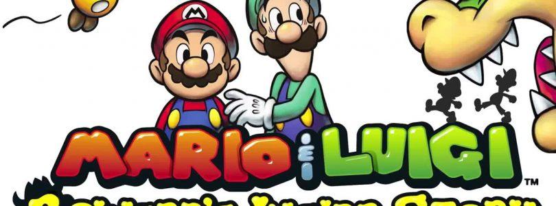Mario & Luigi: Bowser's Inside Story + Bowser Jr.'s Journey naar 3DS
