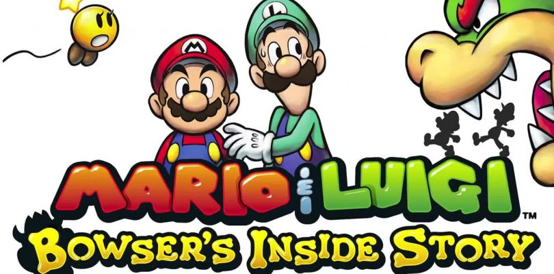 Mario & Luigi: Bowser's Inside Story + Bowser Jr.'s Journey naar 3DS