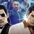 Yakuza 5 PS4 trailer
