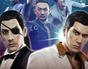 Yakuza 5 PS4 trailer