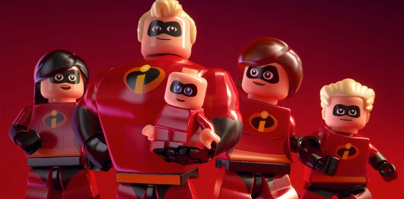 Misdaadgolfmissies in de LEGO The Incredibles gameplaytrailer