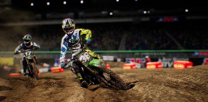 Monster Energy Supercross –  DLC Compound is nu beschikbaar