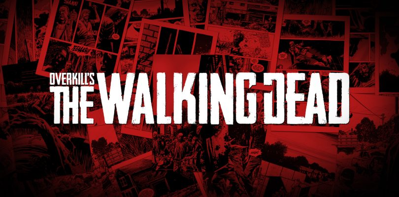 Bloederige trailer voor Overkill's The Walking Dead