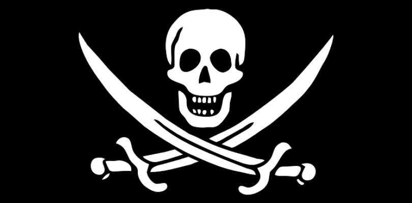 Piraterij is niet meer hip