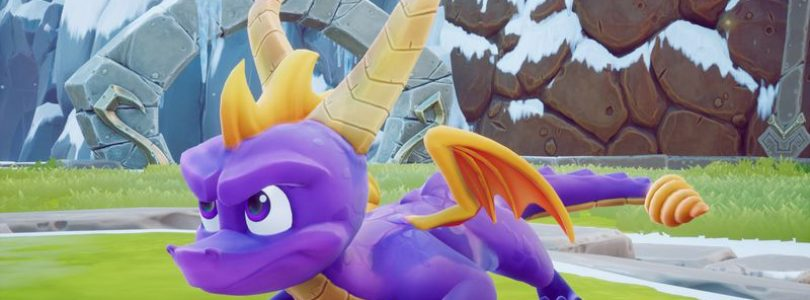 Spyro fladdert naar november