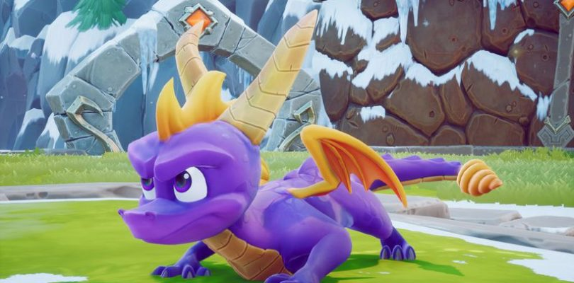 Spyro Reignited Trilogy krijgt E3 trailer #E32018