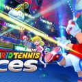 Benut een volledig arsenaal slagen en strategieën in Mario Tennis Acces