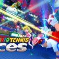 Benut een volledig arsenaal slagen en strategieën in Mario Tennis Acces