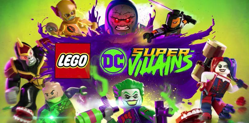 Launchtrailer LEGO DC Super-Villains