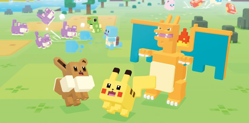 Pokémon Quest aangekondigd voor Switch en mobile