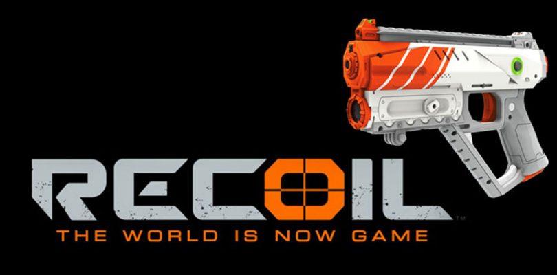 Launch trailer voor Recoil