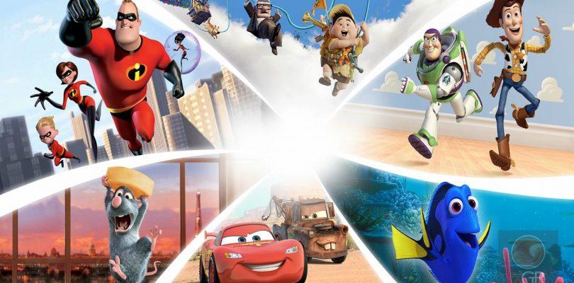 Ik speel nog steeds… Rush: A Disney • Pixar Adventure!