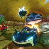 Duik in de nieuwe map met muziek van Team Sonic Racing