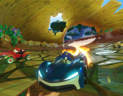 Team Sonic Racing scheurt naar je toe deze winter