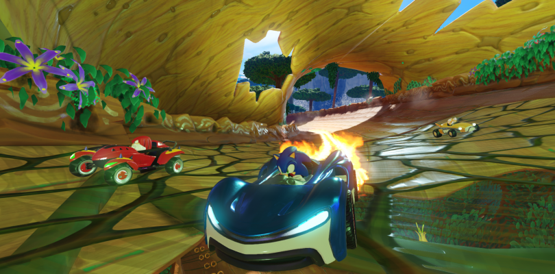 Nieuwe Team Sonic Racing gameplaytrailer onthuld #E32018