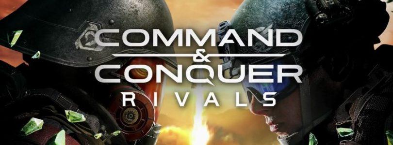 Command & Conquer Rivals aangekondigd #E32018