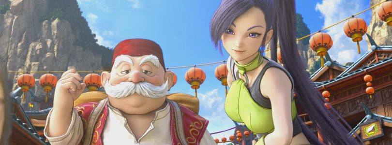 Dragon Quest XI S: Echoes of an Elusive Age TGS 2020 trailer