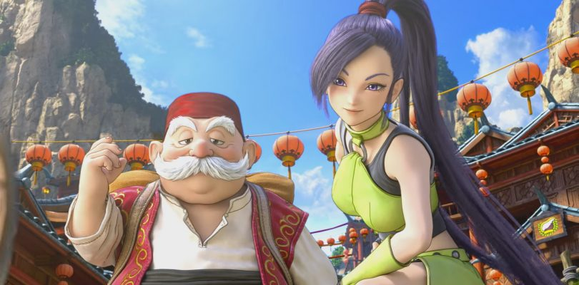 Dragon Quest XI: Echoes of an Elusive Age aangekondigd #E32018