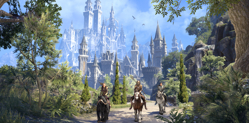 Trailer The Elder Scrolls Online toont Murkmir
