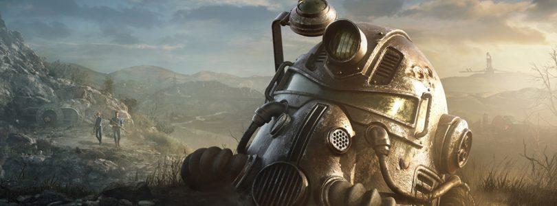 Fallout 76 Preview #E32019