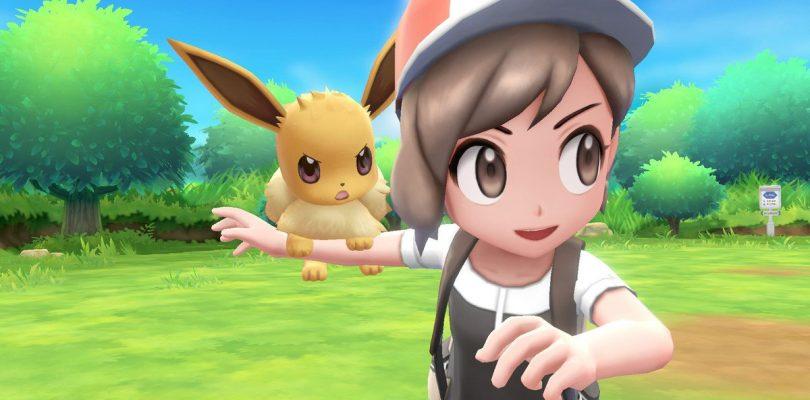 Nieuwe details bekendgemaakt over Pokémon: Let's Go, Pikachu! en Pokémon: Let's Go, Eevee!