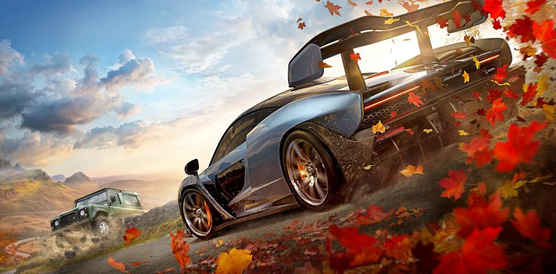 Even tussendoor: Forza Horizon 4 Video Preview