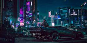 Cyberpunk 2077 ook naar Google Stadia